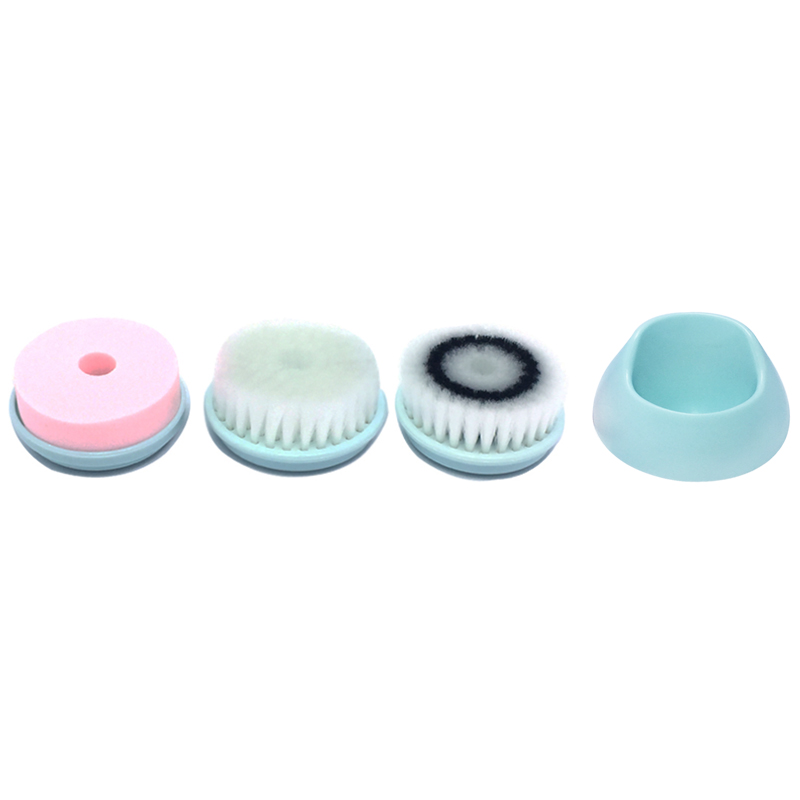 Face Washing Products Replaceable Brush for Electric Facial Cleansing Brush Face Cleaners Machine(China (Mainland))