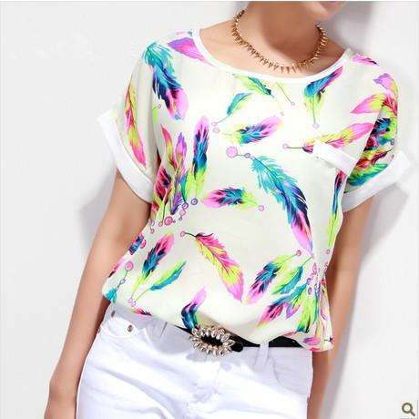 Big Size T-Shirt XXXXL 6XL Print Camisetas y Tops Casual Mujer Cheap Clothes China Roupas Summer Fashion t Shirt Women Tops Tee(China (Mainland))