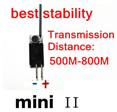 Mini ii fm uhf wireless microphone module small<br><br>Aliexpress