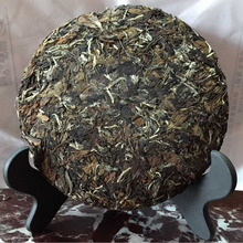 357 grams of fujian fuding wild old white tea cake quality free shipping China unique health tea tastes delicious +Gift(China (Mainland))