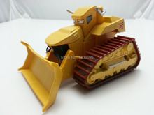 Pixar Cars Toon El Materdor Chuy Bull Bulldozer Deluxe 1/55 Diecast Metal Diecast Toy Car 1:55 Loose Brand New & Free Shipping(China (Mainland))