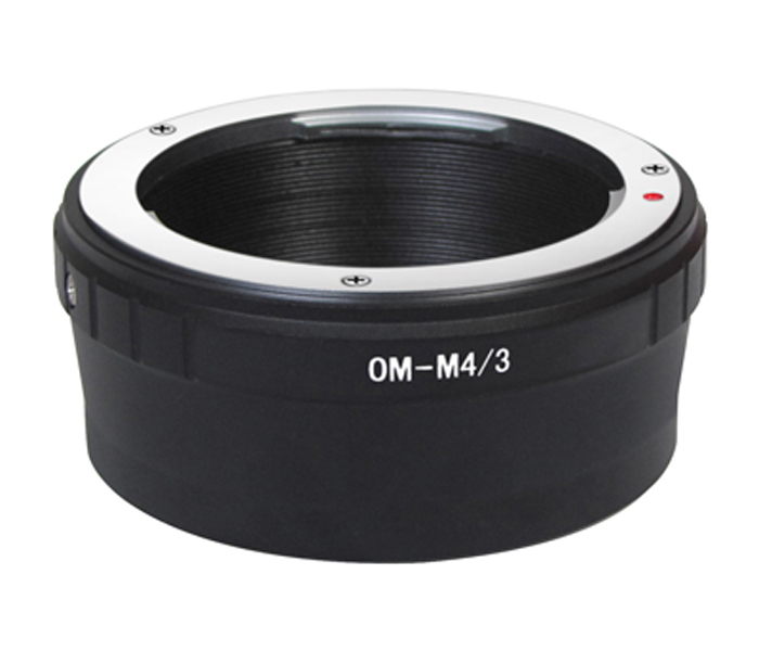 OM Lens to Micro 4 3 M43 Mount Adapter for EPL3 EP2 EP3 GF1 GH1 G3 G2 G1 OM-M4/3 lens adapter