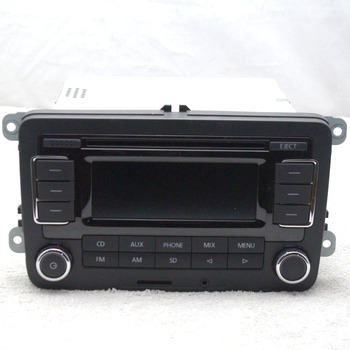 Factory Original OEM Car Radio RCN210 CD MP3 Player Unused New For VW Volkswagen Polo 56D035185 56D 035 185