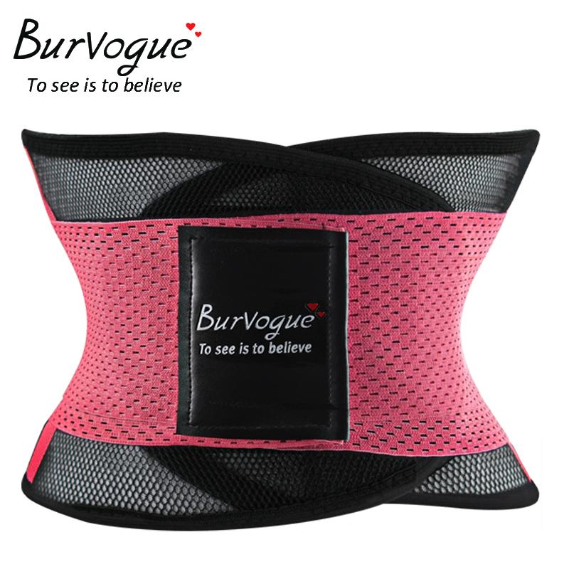 Burvogue 2016 hot shapers waist training corset Tummy Control slimming body shaper Yarn and Elasticity shaper for women(China (Mainland))