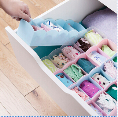 2015 Candy Color Multi-function Desktop And Drawer Storage Box Office Organizer ZNU044(China (Mainland))