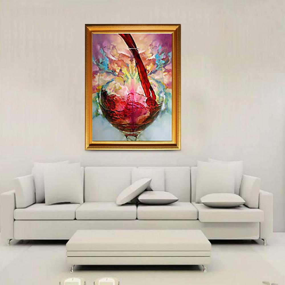 Vergelijk prijzen op glass art paintings online winkelen kopen lage prijs glass art - Geschilderd slaapkamer model ...