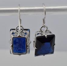 Серьги  от Shenzhen Jin Ao Jewelry Trading Co., Ltd. для женщины, материал полудрагоценный камень артикул 32368287157