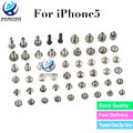 Best Quality 100 New Complete Full Screws Screw Set With Bottom Replacement For iPhone 5