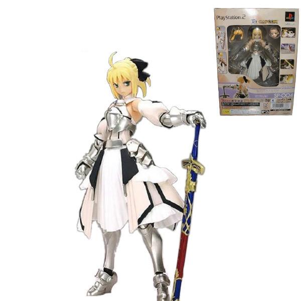 saber fate stay night Aertuoliyapandel Saber font b Anime b font models toys hobbies action toy