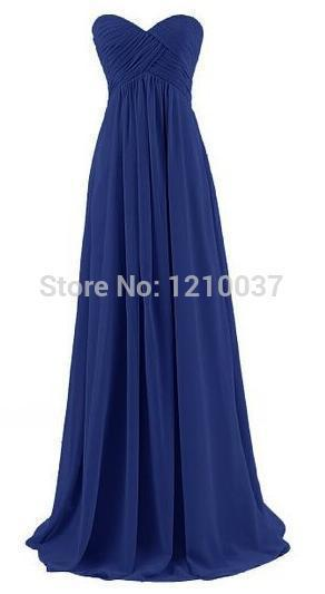 plus size Coral Colored Bridesmaid Dresses Long Chiffon wedding guest dresses purple green blue Cheap Bridesmaid