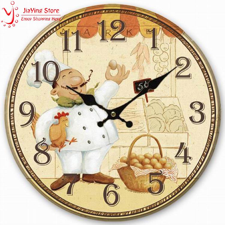 Cuisine Moderne Horloges Promotion Achetez Des Cuisine