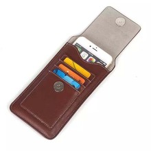 New Waist wallet Mobile Phone Bag For Multi Phone Buttons Model Pouch Holster casual cell phone bag Cover Case KS0103