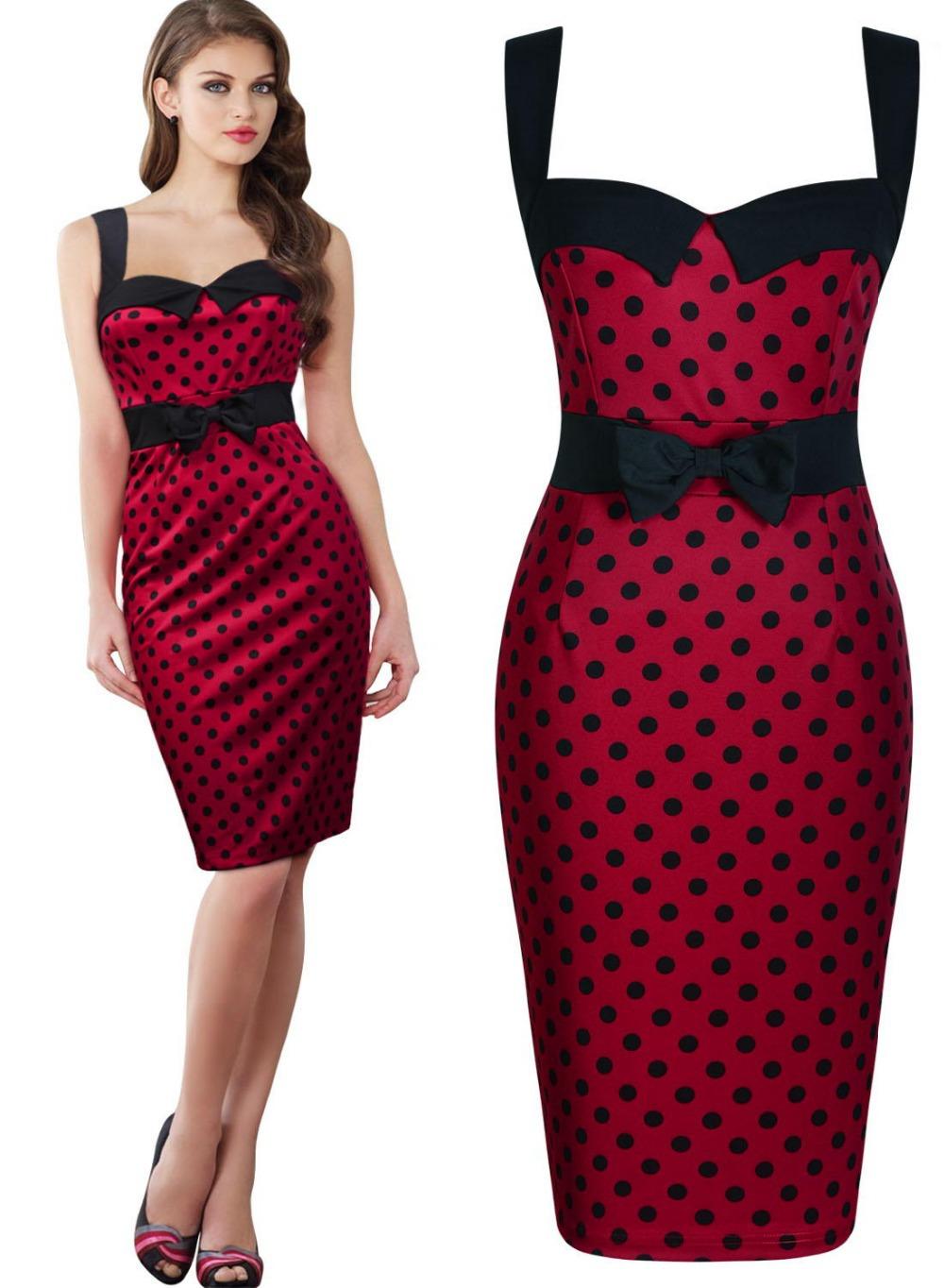 40 S Vintage Dress