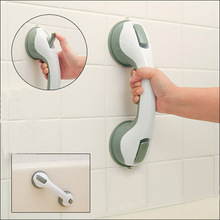 Strong Suction Cup Grab Bar Wall Hanger Bathroom Accessories Bathroom Handrails Bathtub For Elderly Bathroom Products(China (Mainland))