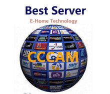 1 Year CCCAM Europe Cline CCCAM Server  for Satellite Decoder with 3lines Sky Spain UK Germany France by Free Shipping(China (Mainland))