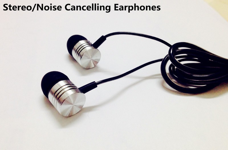 High Quality 3 5mm Stereo noise cancelling game music Earphone Headphone Headset For XiaoMI M2 M1