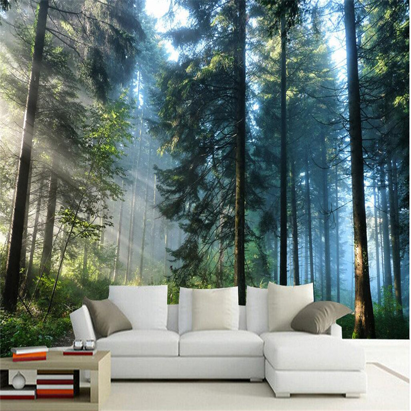 Compare prices on bedroom wallpaper online shopping buy for Custom mural cost