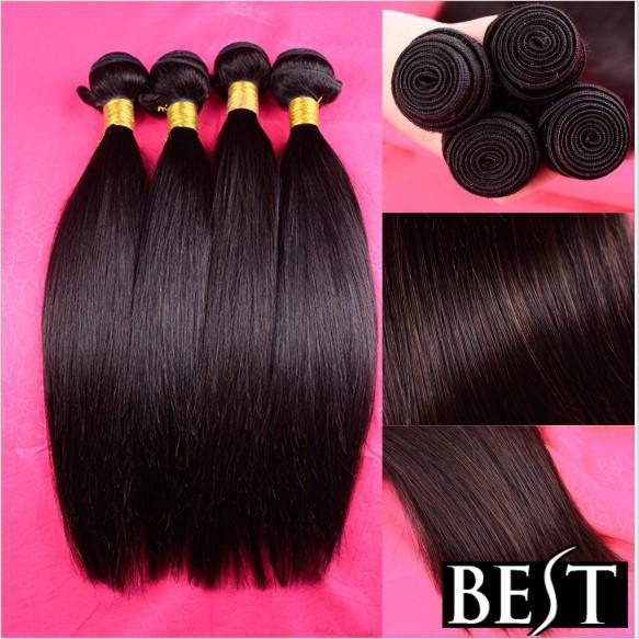 Rosa Hair Products Cheap 6A Peruvian Virgin Hair Straight 3pcs lot 8-30inch 100% Human Hair Weave Best Peruvian Hair No Shedding(China (Mainland))