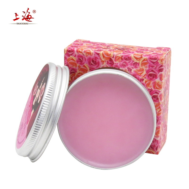 rose classic female perfume Ointment Cream solid perfume moisture soothing skin Care beauty perfumes and fragrances for women(China (Mainland))