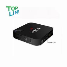 MXIII-G Gigabit Ethernet Android 5.1 TV Box MXIII-G Kodi Amlogic S812 Quad Core up to 2.0GHz 2G/8G MXIII – G 1000M LAN