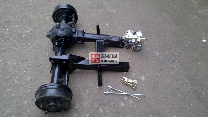 4 Wheeler Rear Axle : After the atv accessories rear axle shaft drive four