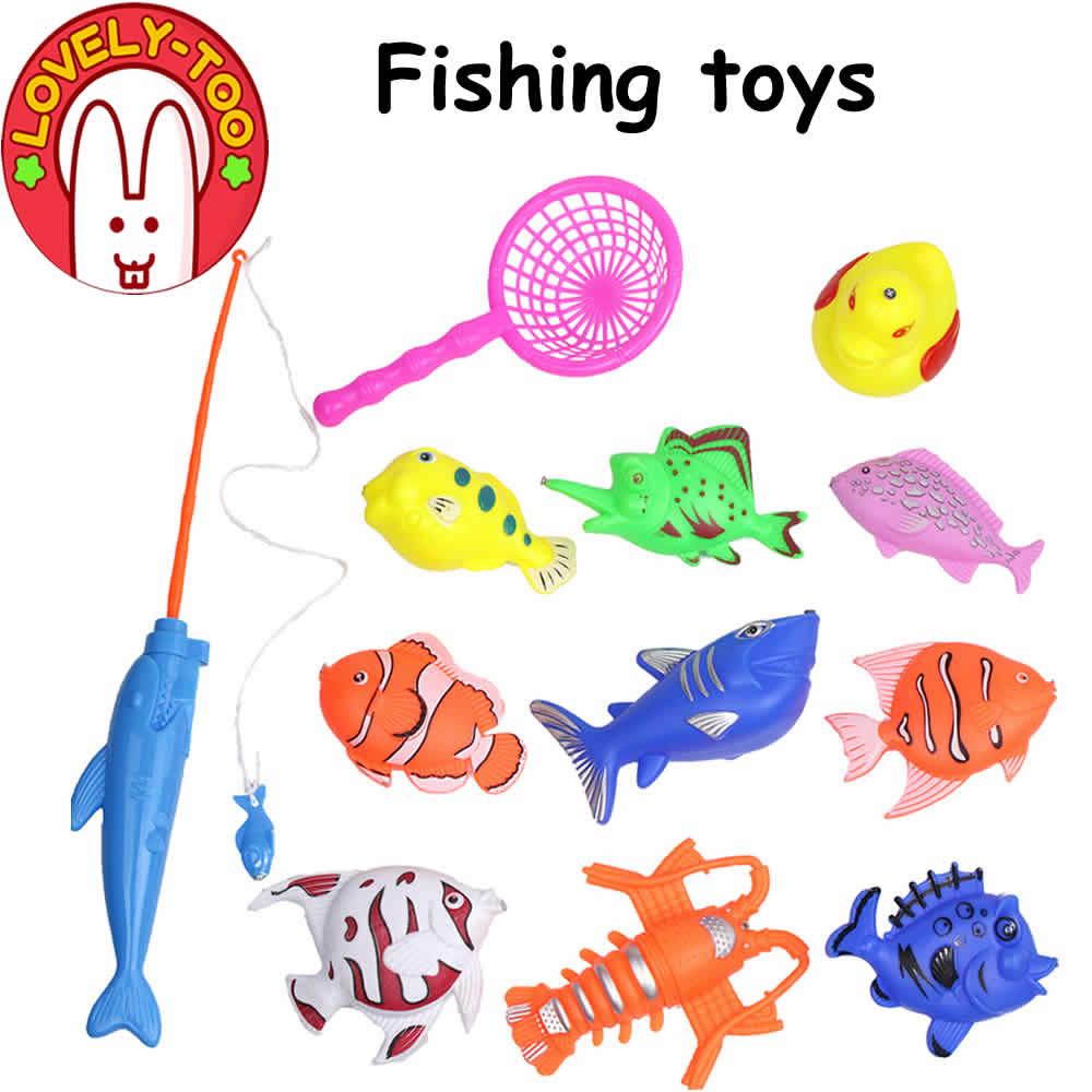 ловля рыбы погремушка