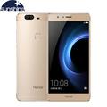 Original Huawei Honor V8 4G LTE Mobile Phone Octa Core Dual SIM 5 7 Dual Rear