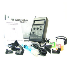 Buy UP PH Controller Monitor w/probe electrode BNC Adapter Buffer 100~240V #D813 NEW for $79.99 in AliExpress store