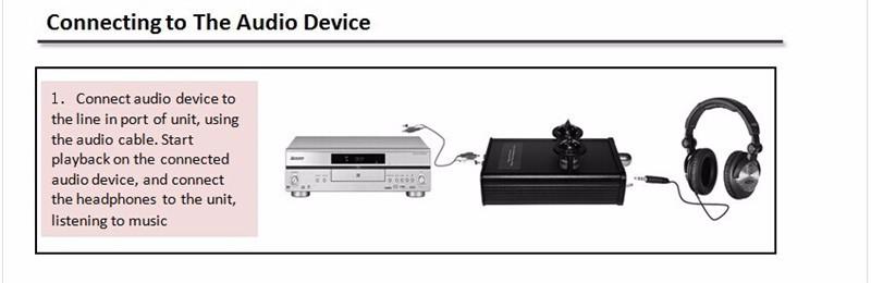 New High Performance xDuoo TA-02 6J1x 2 Hifi Audio Stereo Vacuum Tube Headphone Amplifier Dual Tube AMP Class A Buffer amp