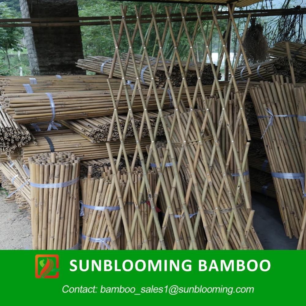 wmf paneles de la cerca de bamb para el jardn o granja wcm hcm