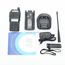Portable Radio BaoFeng UV 82 5W 10KM Walkie Talkie amateur radio Pofung handie talkie uv 82
