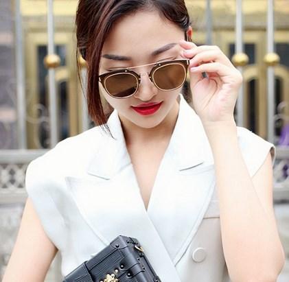 Metal Small Square frame Men &amp; Women Sunglasses S95 Golden Reflective Lens Plane Design Ultralight  Dual BeamОдежда и ак�е��уары<br><br><br>Aliexpress