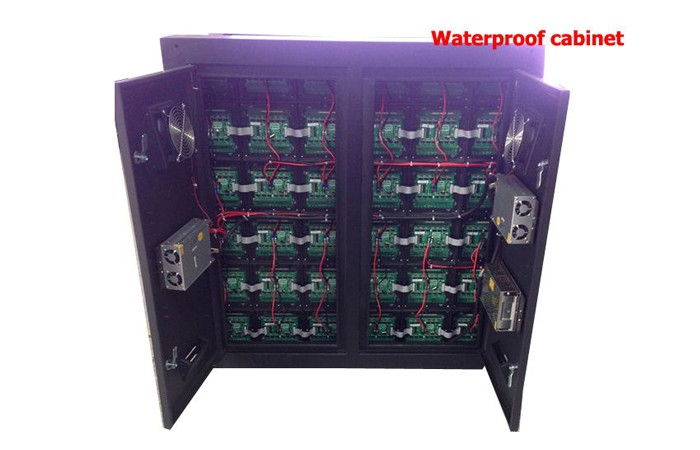 p8 outdoor smd led module 4s for led simple cabinet 768*768mm for outdoor p8 led display led screen video wall