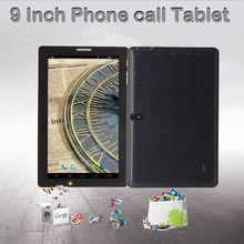 Cheap 9 inch Tablet PC Android 4.2 Dual-Core Make phone Call Bluetooth WiFi FlashTablet PC android tablet Sim Card 7 8 9 10 inch