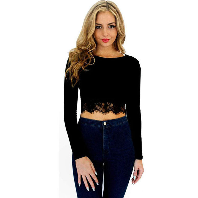 Free shipping and returns on Women's Crop Tops Tops at worldofweapons.tk