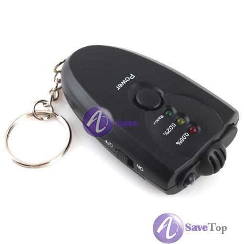 SaveTop New idea New Portable Convenient Digital Alcohol Breath Tester Analyzer Breathalyzer 5# Direct selling(China (Mainland))