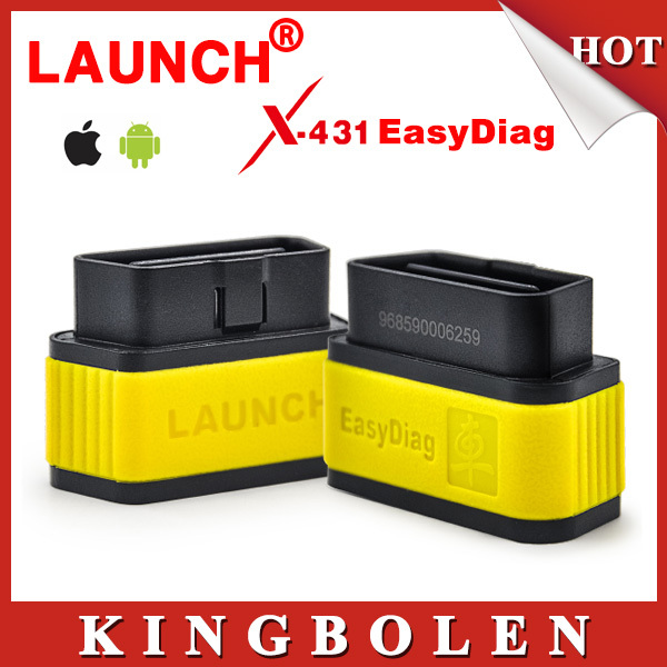 Original Launch X431 Easy Diag Diagnostic Tool 2015 Newly Version Easydiag for Android/iOS Scanner Update Via Launch Website(China (Mainland))