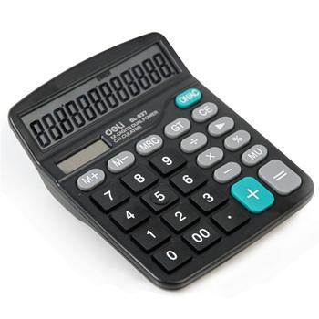 Lackadaisical 837 calculator computer desktop calculator office calculator