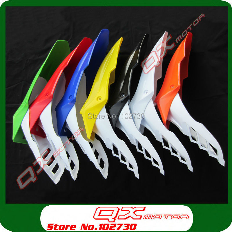 14 Color Universal Off Road Dirt Pit Bike MX Motocross Motorcycle Front mudguard front fender For KLX YZF DRZ CR CRF DT RMX(China (Mainland))