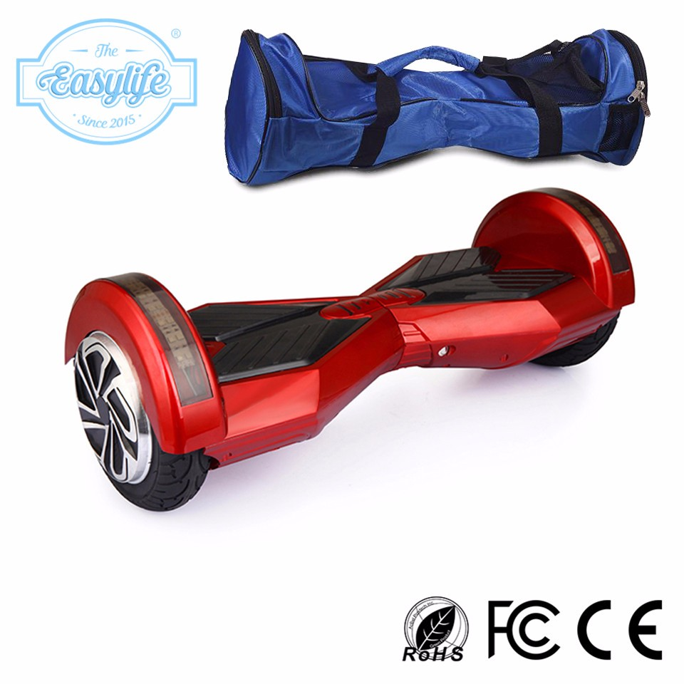 Red Hover Board