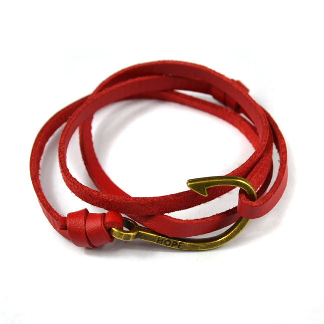 Miansai Nautic bracelets leather Fish Hook Bracelets for Men Женщины Sea hook Nautical bracelets & bangles Paracord pulseras mujer