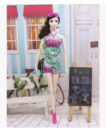 35 New types Competition Items High+trousers way of life Swimsuit Informal Garments Coat pant costume equipment For Barbie Doll 1:6 BBI00603