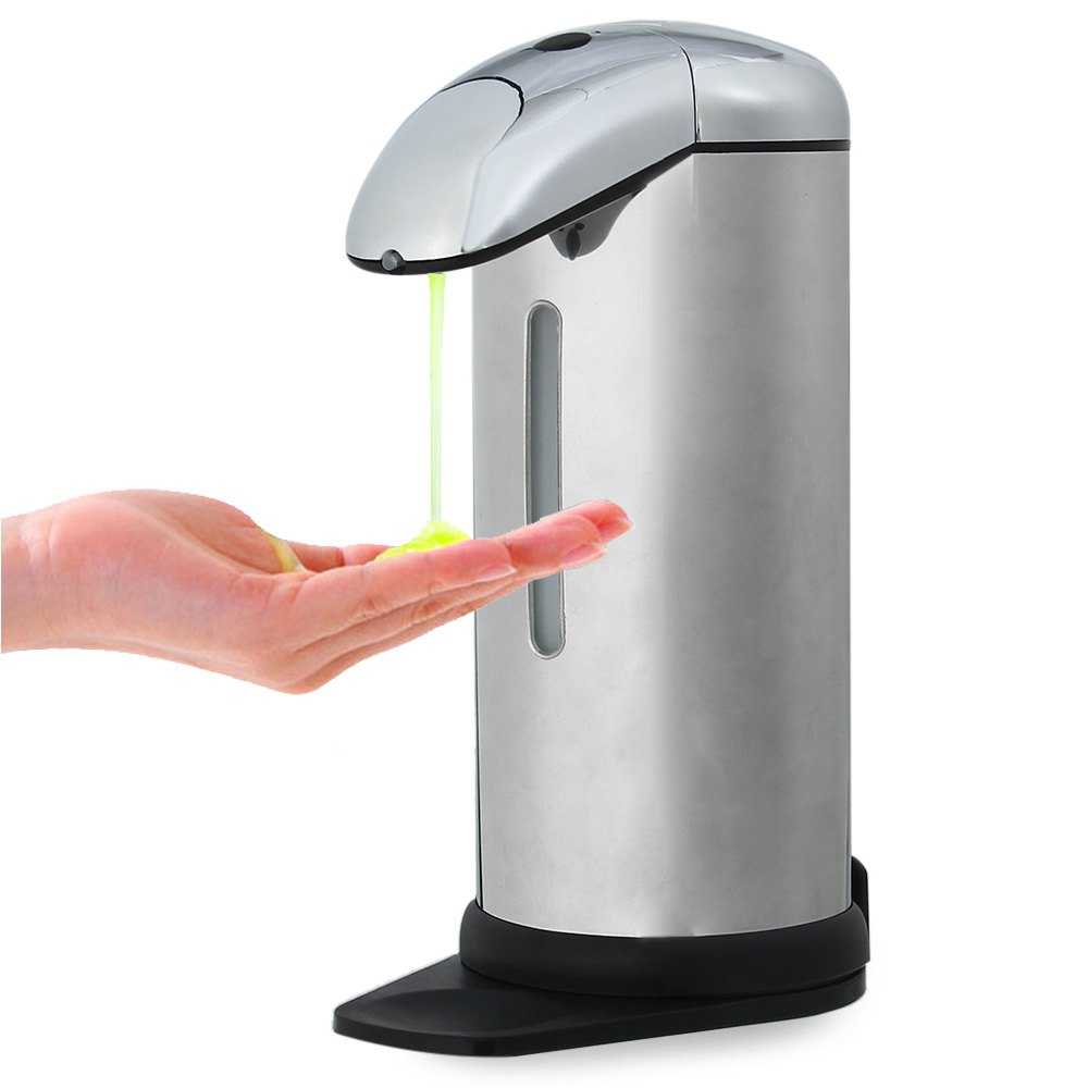 Touchless Soap Dispenser ~ New arrival ml stainless steel ir sensor