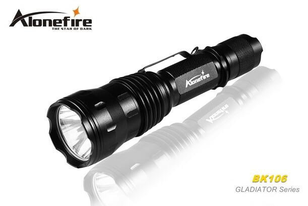 AloneFire BK106 1080LM CREE XM-L T6 LED 5 Mode Spotlight Portable Led Flashlight torch for Camping by 18650 Battery<br><br>Aliexpress