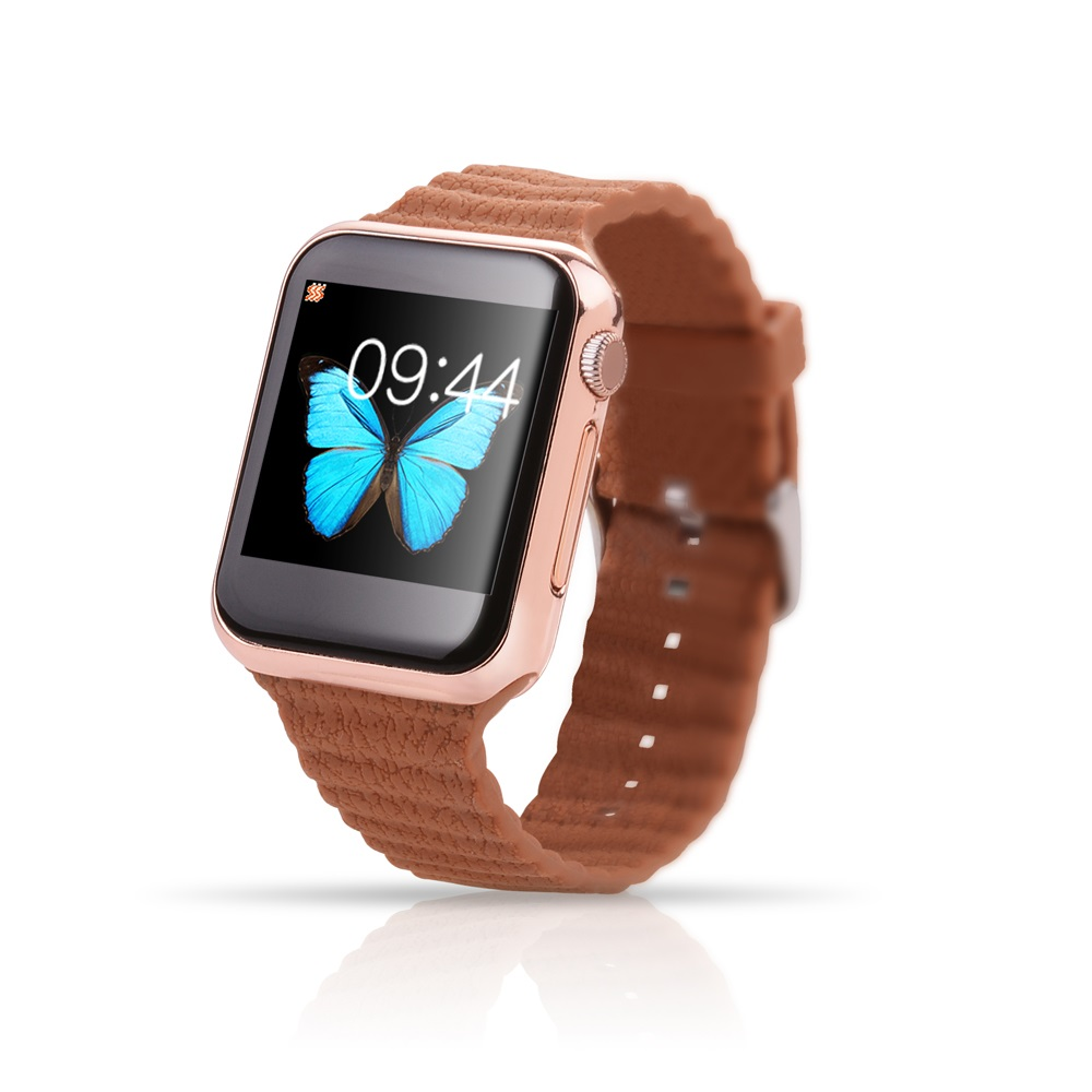 Smartwatch Newest Fashion V9 Bluetooth4 0 GSM Call Synchronous Remote Notification Support Android and Iphone Compatible