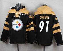 Pittsburgh Steelers,Customizable,Le'Veon Bell,Artie Burns,Bradshaw,Wheaton,Martavis Bryant,Ben Roethlisberger,hoodies,for men's(China (Mainland))