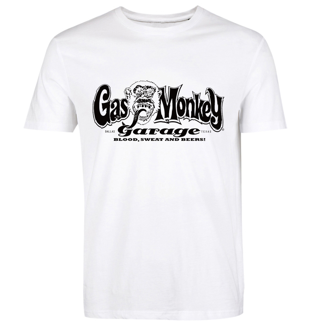 Wholesale gas monkey garage car fashion mens