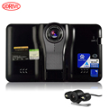 Udrive 7 inch GPS Navigation Android DVR Rear View Dual Camera 16G Radar Detector Allwinner A33