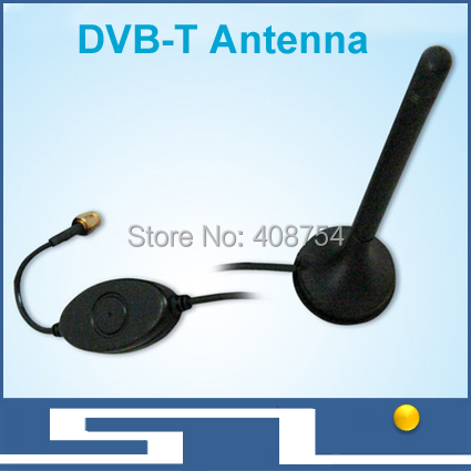 DVB-T Sucker antenna for digital TV HD TV HDTV DTV UHF Flat 25dB Gain, DVB t ATSC radio receiver,50pcs/lot(China (Mainland))