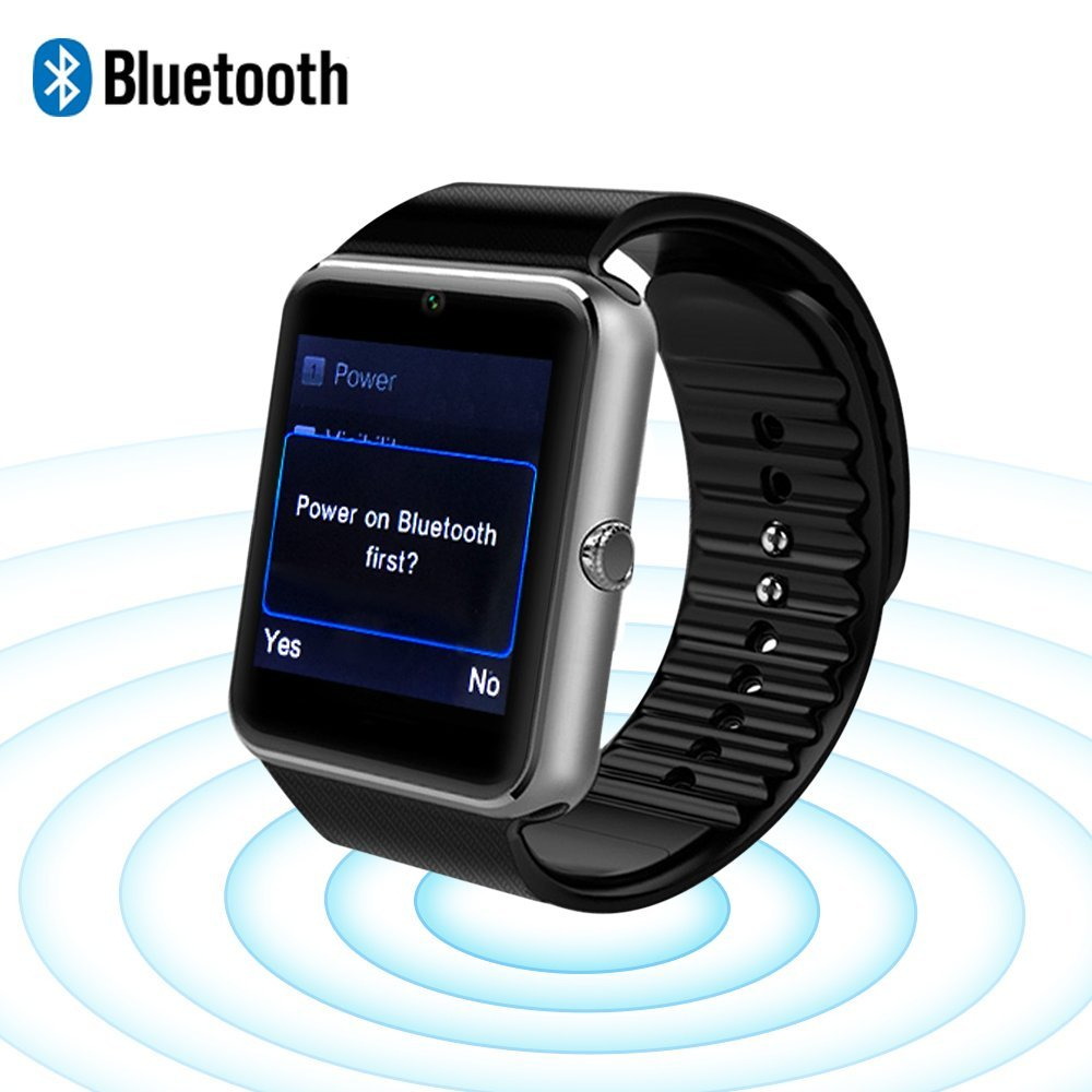GT08 Smart Watch Android Bluetooth Clock With SIM Card Used As Phone Directly Remote Camera Notifier Phone Mate(China (Mainland))